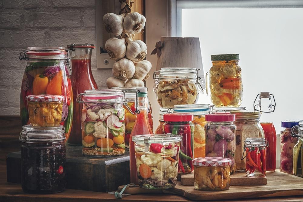 Réaliser des pickles de légumes maison (OPTION 1)