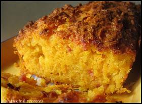 Cake carottes potimarron