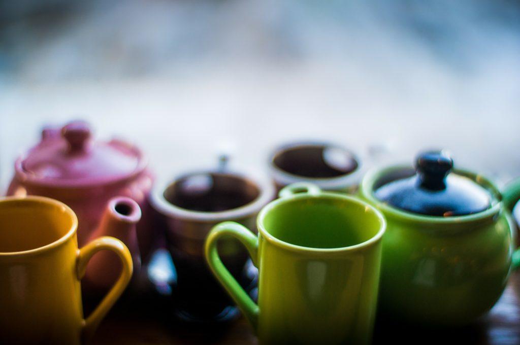 Have tea-free days