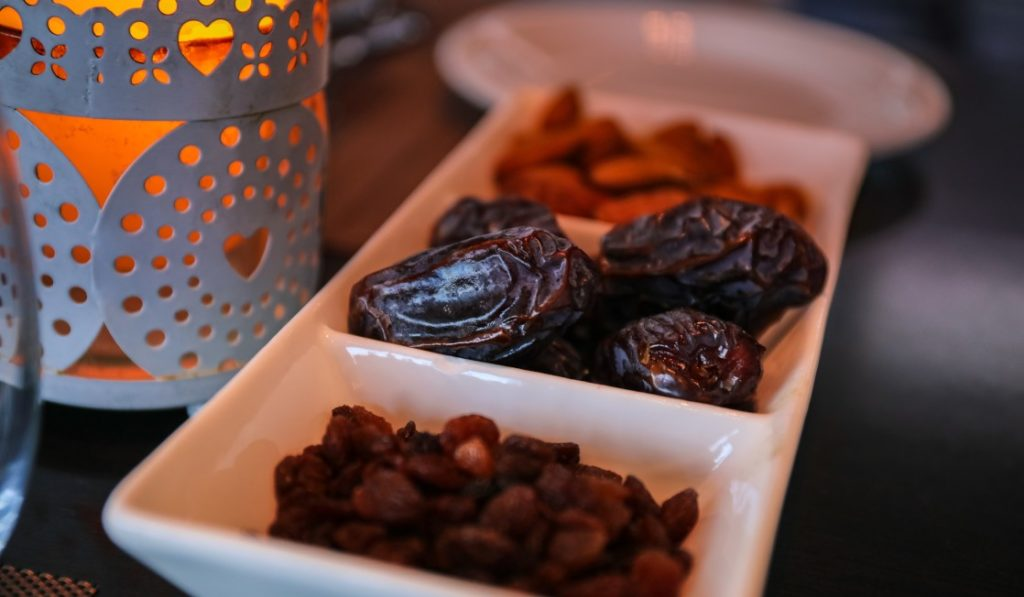 Chocolate coated Medjool dates