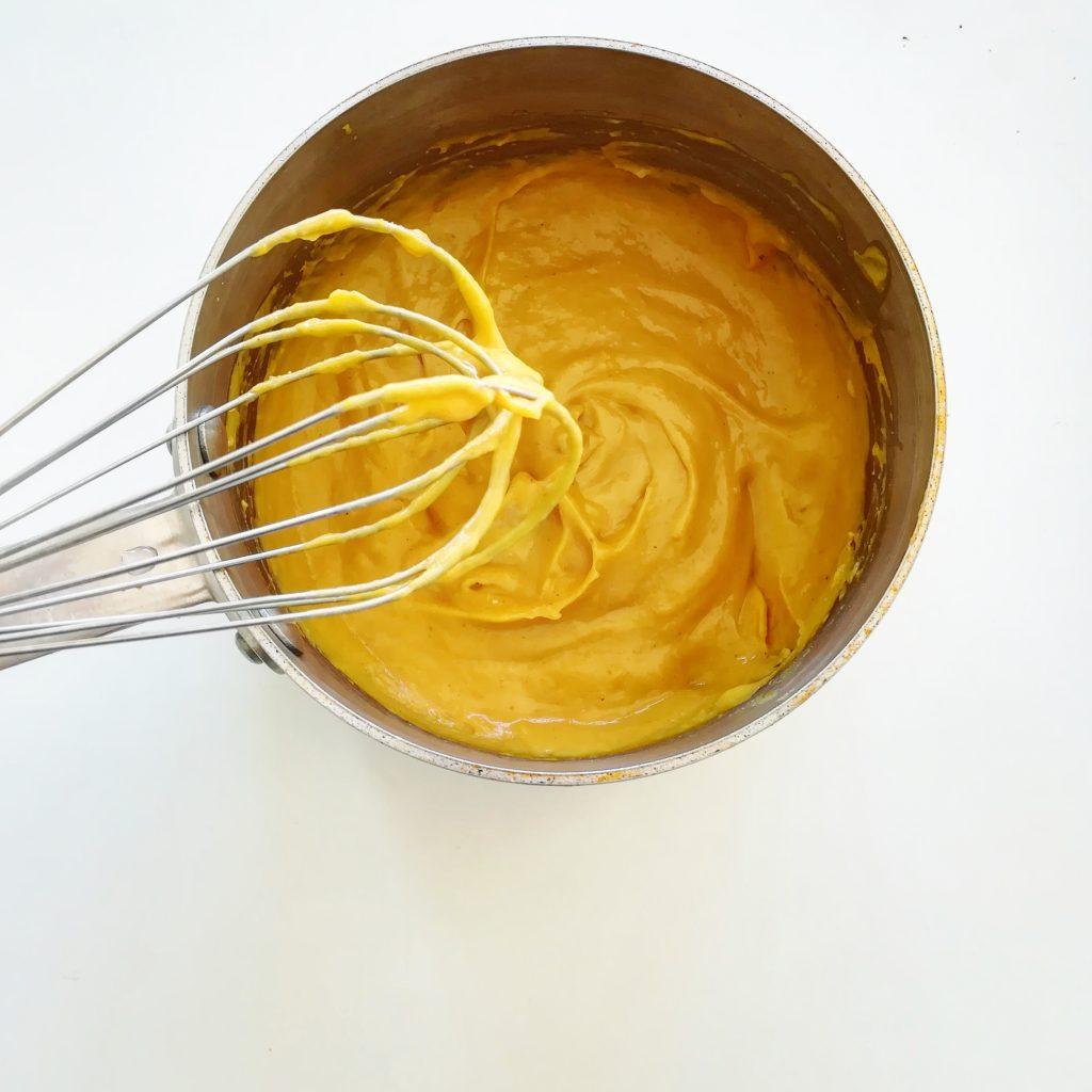 Sauce fromagère végétale
